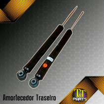 Amortecedor Traseiro Cobalt Original Par