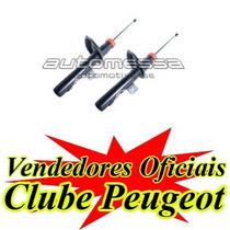 Amortecedor Dianteiro Peugeot 206 ; 207, Novo, Preço Do Par