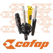 Kit 4 Amortecedor Cofap + Kit Batente Kia Soul Todos