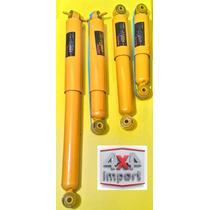 Kit 4 Amortecedor S10 Blazer 4x2 Dianteiro E Traseiro Cofap