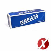 Amortecedor Traseiro Par Nakata Hg31007 Clio Sedan Symbol