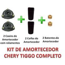 Kit Dianteiro Do Amortecedor Chery Tiggo - Novo-frete Grátis