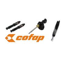 Kit 4 Amortecedor Cofap + Batente + 4 Mola Fabrini Gol G3 G4