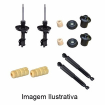 Kit Amortecedor + Batente Vectra Diant + Tras 97 98 99 A 05