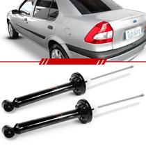 Par Amortecedor Traseiro Fiesta Sedan 2004 2003 2002 2001