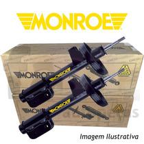 Amortecedor Dianteiro Monroe New Fiesta Novo Ka Sp357/8