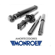 4 Amortecedores Monroe + 4 Molas Master Fiat 500 Cinquecento