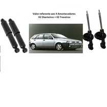 4 Amortecedor Fiat Tipo 1.6/2.0 1993 A 1997 Reman
