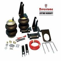 Molas A Ar + Kit Fixação P/ Suspensão Traseira Da Dodge Ram