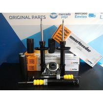 4 Amortecedores Kit Susp Originais Axios Corsa Celta Classic