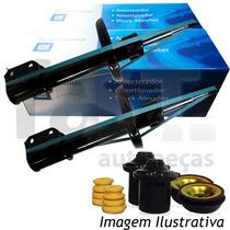 2 Amortecedores Dianteiros Originais + Kit Susp. Astra 99/