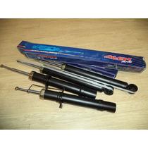 Kit 4 Amortecedor + Kit Batente Hyundai Azera 2007 Até 2011