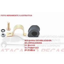 Kit Barra Estabilizador Dianteiro Le Toyota Corolla 92 Ate97