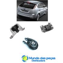 Kit Coxim Motor & Cambio - Ford Focus Duratec 2009 Em Diante