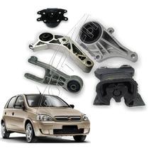 Kit Coxim Motor Cambio Meriva 2002/2012 Original 5 Pecas