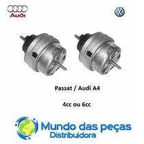 Kit 02 Coxim Motor Audi A4 A6 Passat - Novo