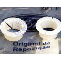 Jogo Bucha Original Pedal Freio/embreagem Fiesta Rocam 02/14