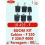 Bucha Kit Cabine F250 F350 F4000 Com Ferragem 2000 Em Diante