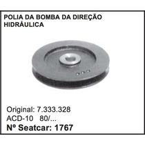 Polia Da Bomba Da Direção A-10 C-10 D-10 De1980... Chevrolet
