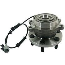Cubo Roda Dianteiro Rolamento C/abs Nissan Frontier 4x4 08/