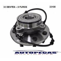 Cubo De Roda Dianteiro Dodge Ram 2500 4x4 C/abs 06/08
