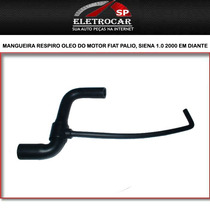 Mangueira Respiro Oleo Do Motor Fiat Palio, Siena 1.0 2000 E