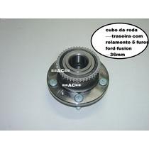 Cubo Traseira C/rolamento (roda) 5 Furos Fusion C/abs - Tds