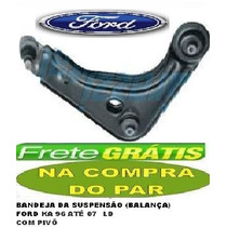 Bandeja (leque/balança) Ford Ka Todos Original Nova