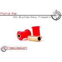 Ford Ka 08 A 13 - Kit Buchas Eixo Traseiro Em Poliuretano