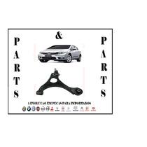 Bandeja Dianteira Com Pivo Honda New Civic 2013 Em Diante