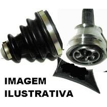 Ponteira Homocinetica Roda Kia Sephia 1.6 8v 93/94/95