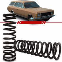 Par Molas Dianteira Chevrolet Caravan 4 Cilindros 1969 1970
