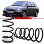 Par Molas Dianteira Ford Escort Zetec Hatch Sedan Gl Glx Rs