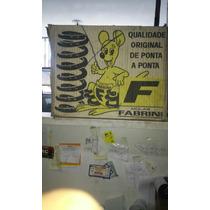 Molas Dianteiras Do Vectra 97/01 C/ Ar Fabrini