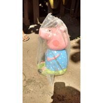 Pepa Pig Cofre De Barro 35cm