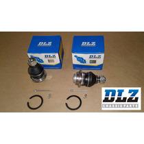 (par) Pivo Superior L200 Gls 1997 A 2003 Quadrada 4x4 - Dlz
