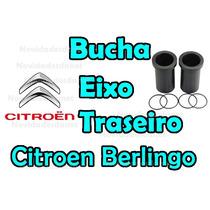 Bucha Elimina Folga Barulho Citroen Berlingo Kit Completo 2)