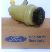 Reservatório De Óleo Da Direção Hidráulica Ka Original Ford