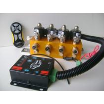 Valvulas Solenoide Em Bloco 8 Em 1 ,8mm + Controle Jfa