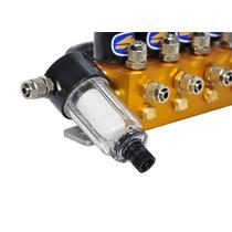 Suspensão Ar 8mm 8 V Compressor 480 Saveiro G5