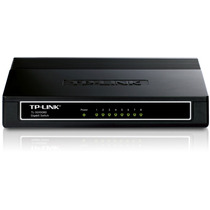 Switch 8 Portas Gigabit Desktop Tl-sg1008d Tp-link