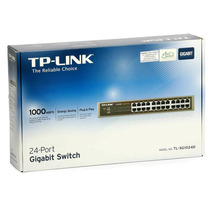 Switch Tp-link Tl-sg1024d 24 Portas Gigabit