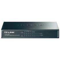 Tp-link Tl-sg1008p Hub Switch 8p Gigabit 10/100/1000 + 4 Poe