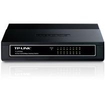 Hub 16p Tp-link 10/100 Switch Destop Tl-sf1016d 799633