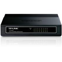 Hub Switch Tp-link Tl-sf 1016d 16 Portas 10/100mbps Promoção