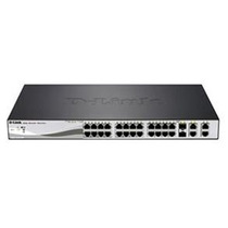 Switch D-link 24 Portas Des-1210-28 24 Mania Virtual