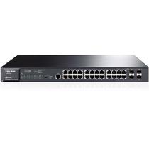 Switch Gigabit Poe+ 350w 24p Gerenciável 4 Sfp Tl-sg3424p