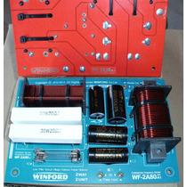 Divisor De Frequências Duas Vias 450 Watts Freq. 980-3300hz
