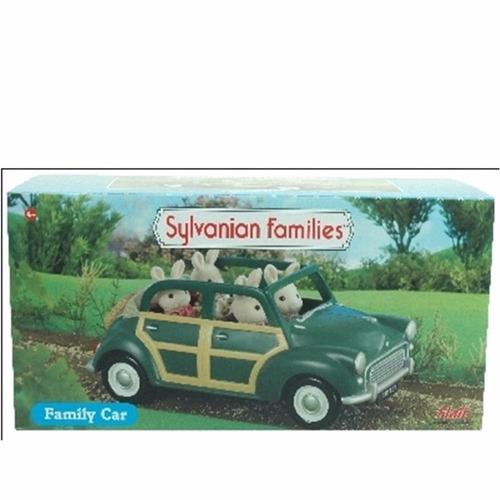 Sylvanian Families - Carro De Familia Cod 2001