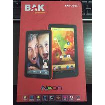 Tablet 7 Bak Premium Ibak-7301 (vermelho) - Frete Gratis